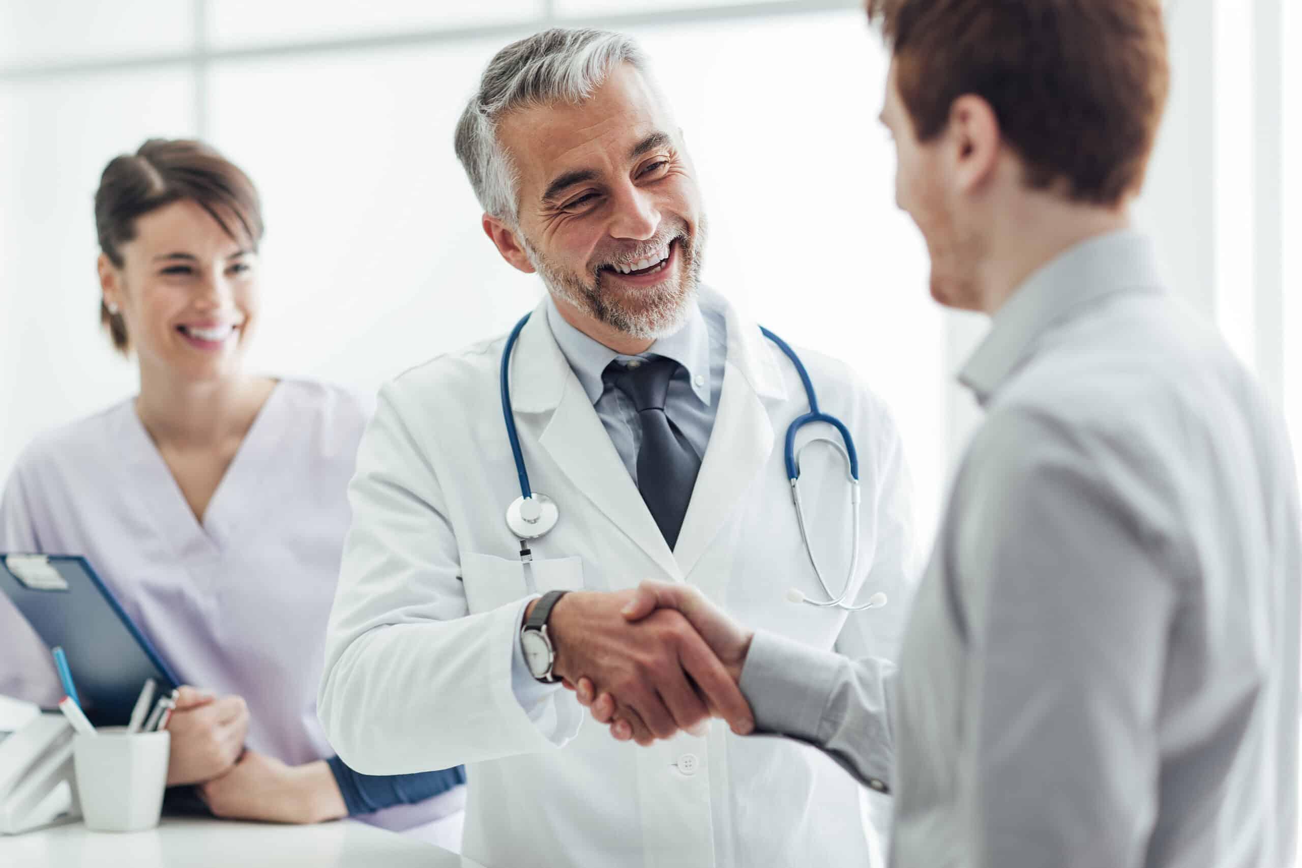 Doctor Patient Consult
